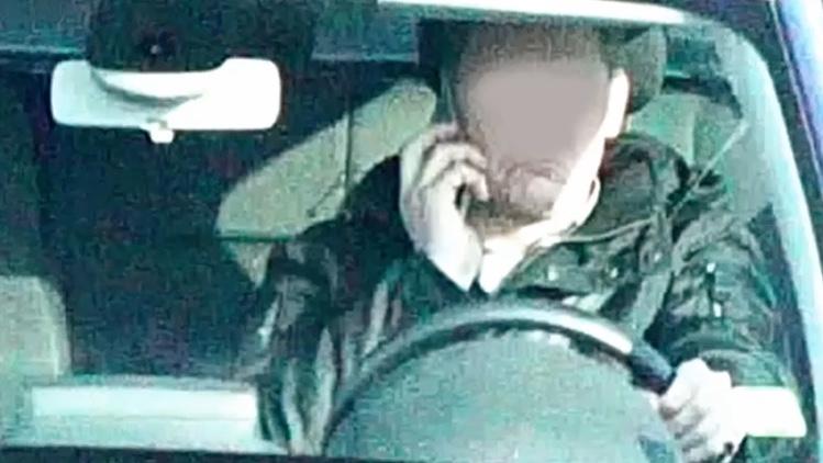 Politie camera smartphone stuur beeld