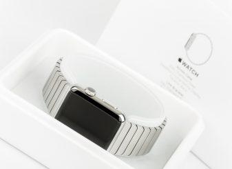 Apple Watch pop-up store