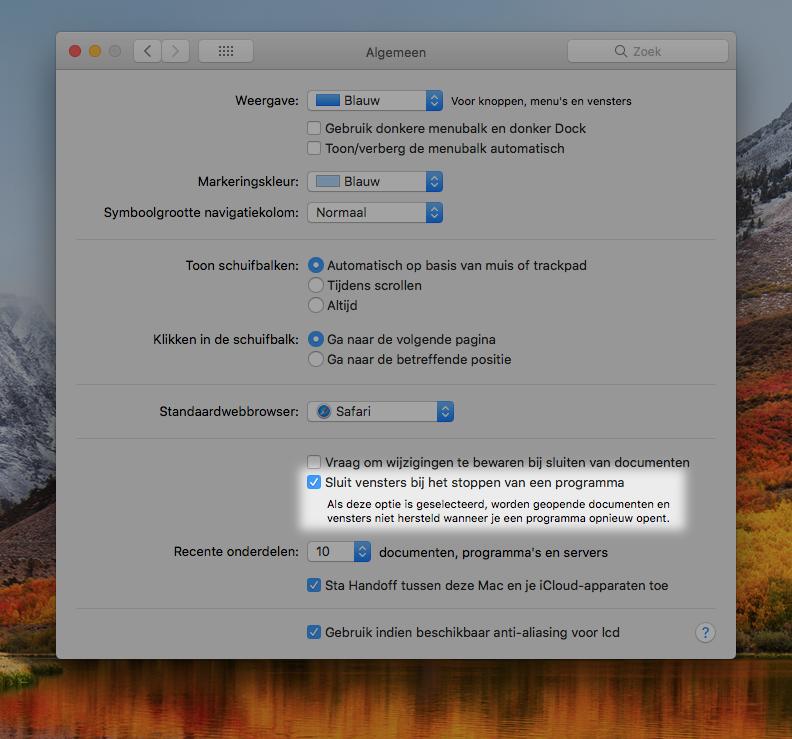 Mac tip Safari