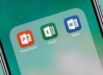 Excel iOS