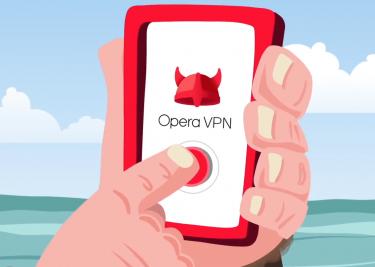 Opera Trekt De Stekker Uit Gratis Vpn App One More Thing