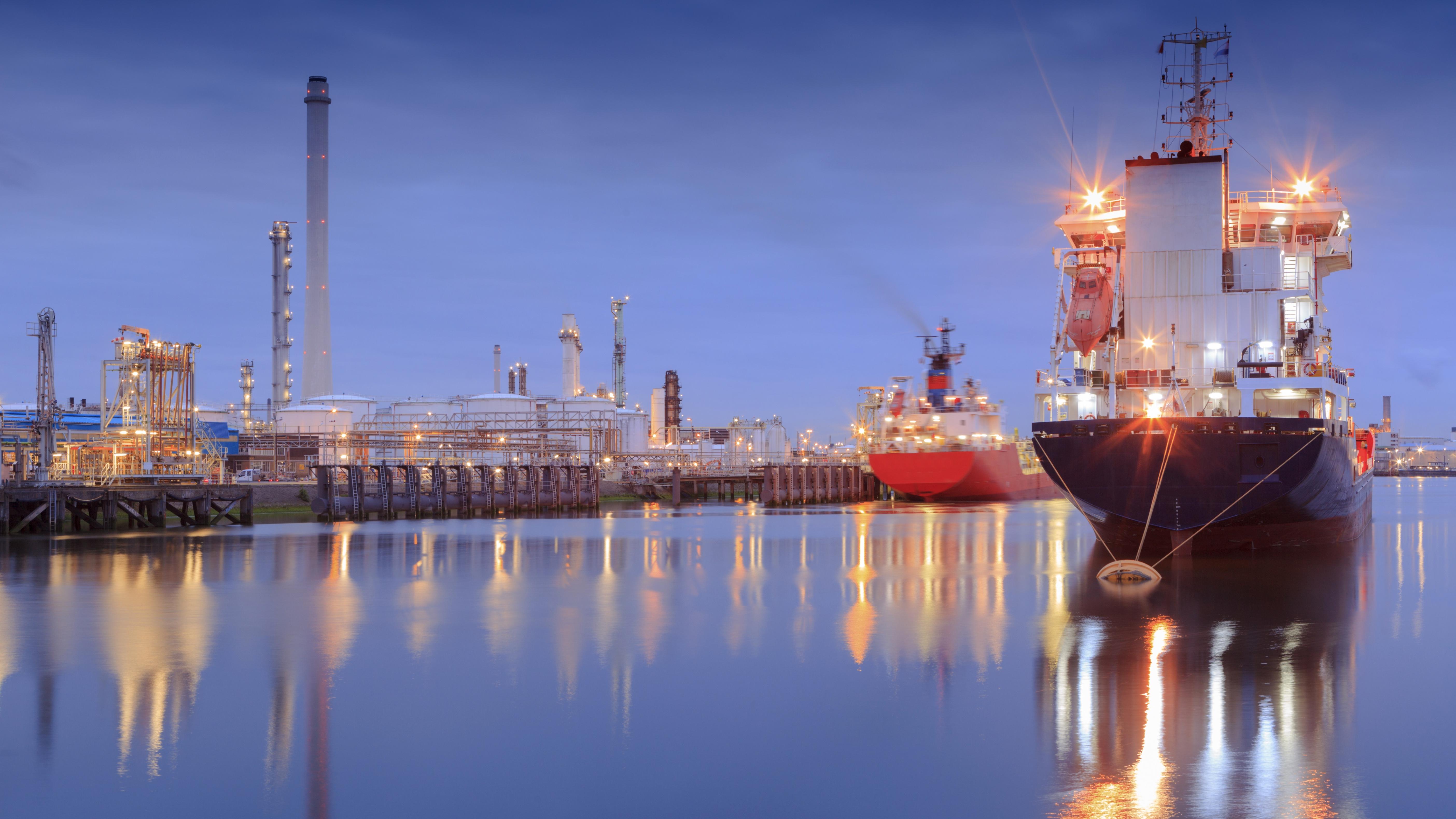 Haven Rotterdam 5G