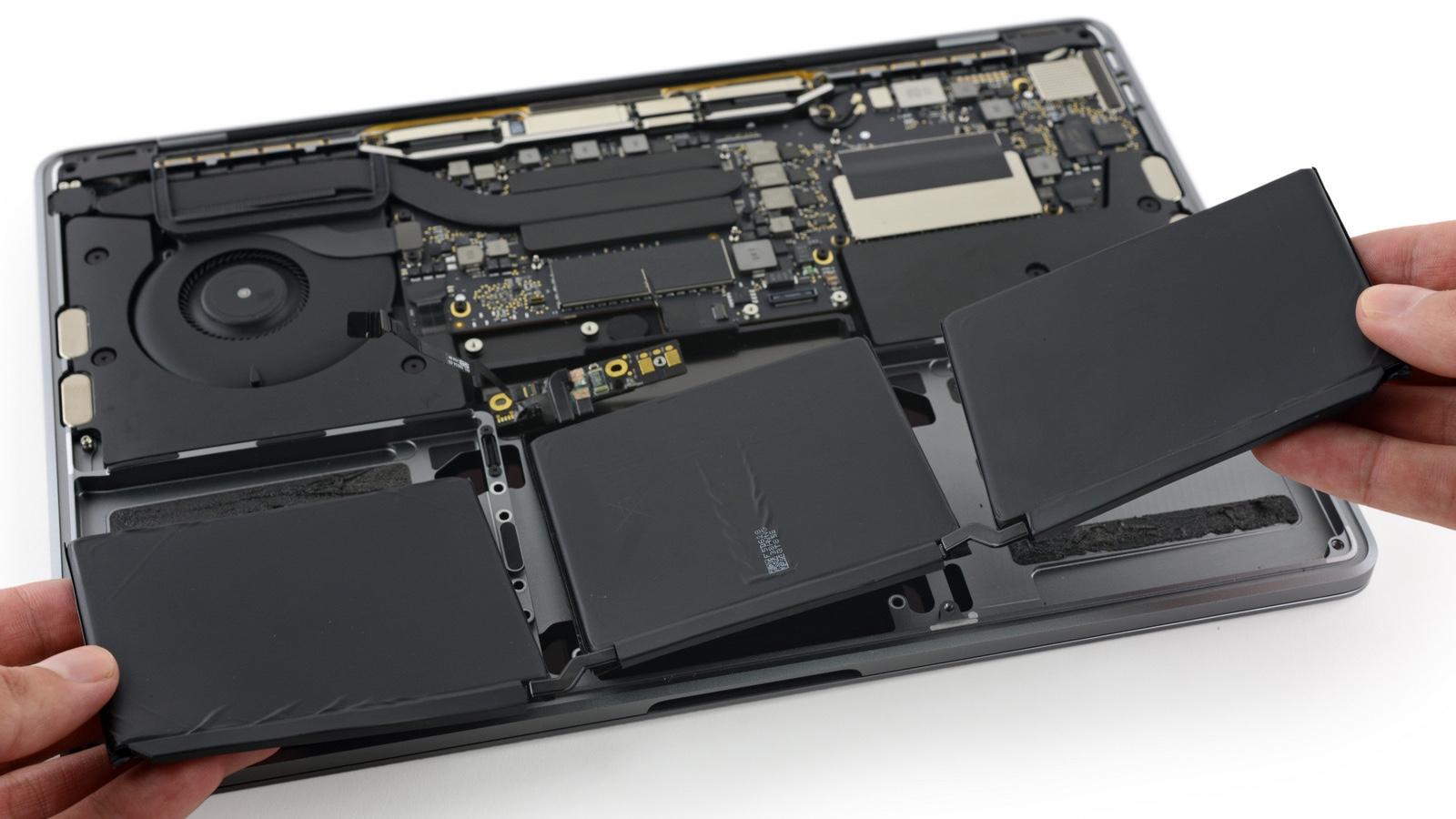 MacBook Pro 13-inch accu