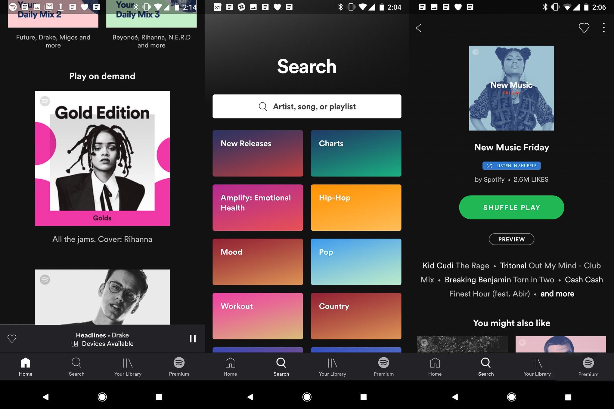 Spotify Free 002