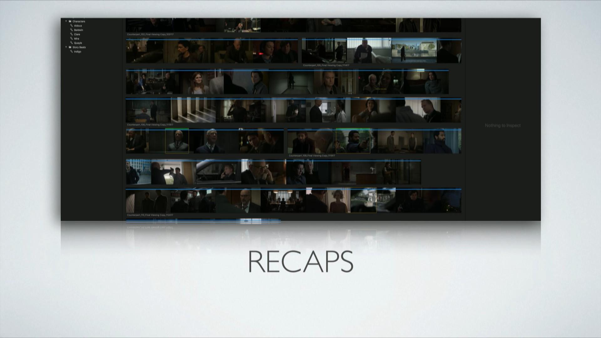 Final Cut Pro X recaps screenshot