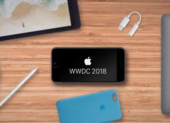 WWDC 2018 Round up