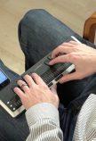 Apple braille