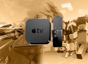 Apple TV games, multiplayer