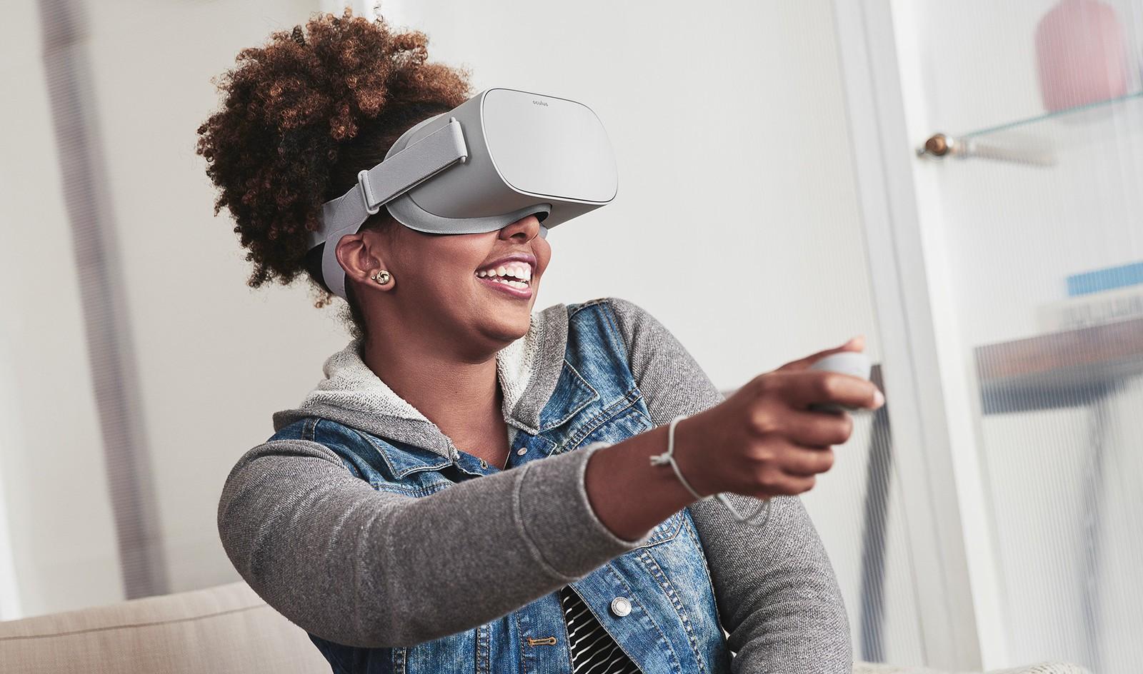 Facebook F8 2018 Oculus Go