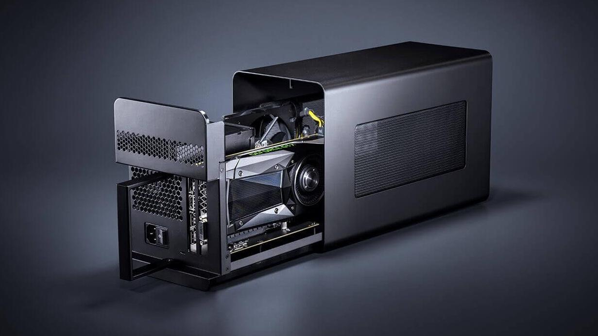 Razer Core X eGPU Mac