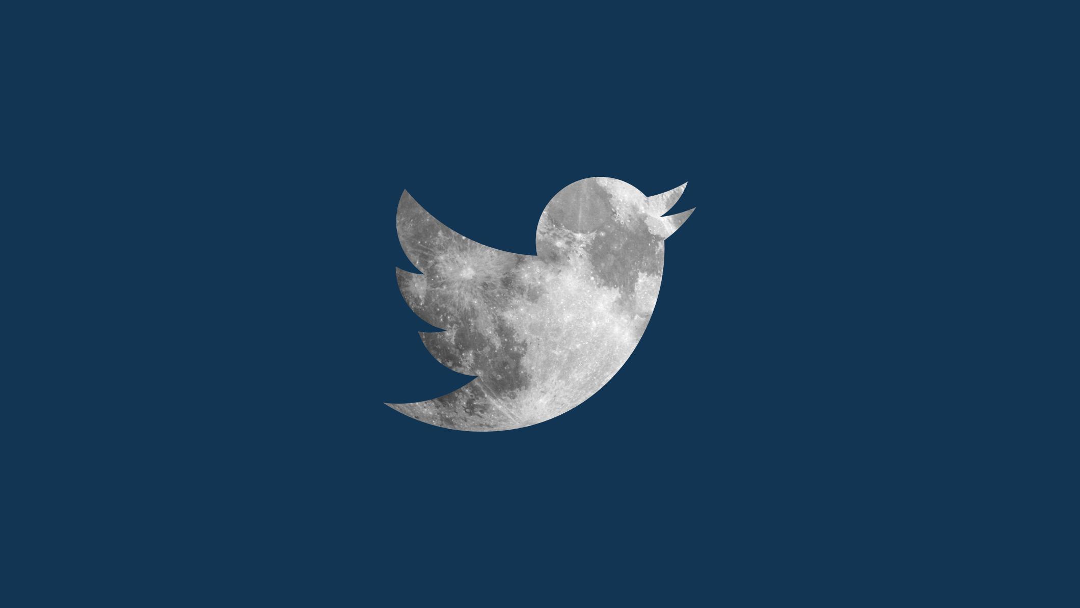 Twitter donker