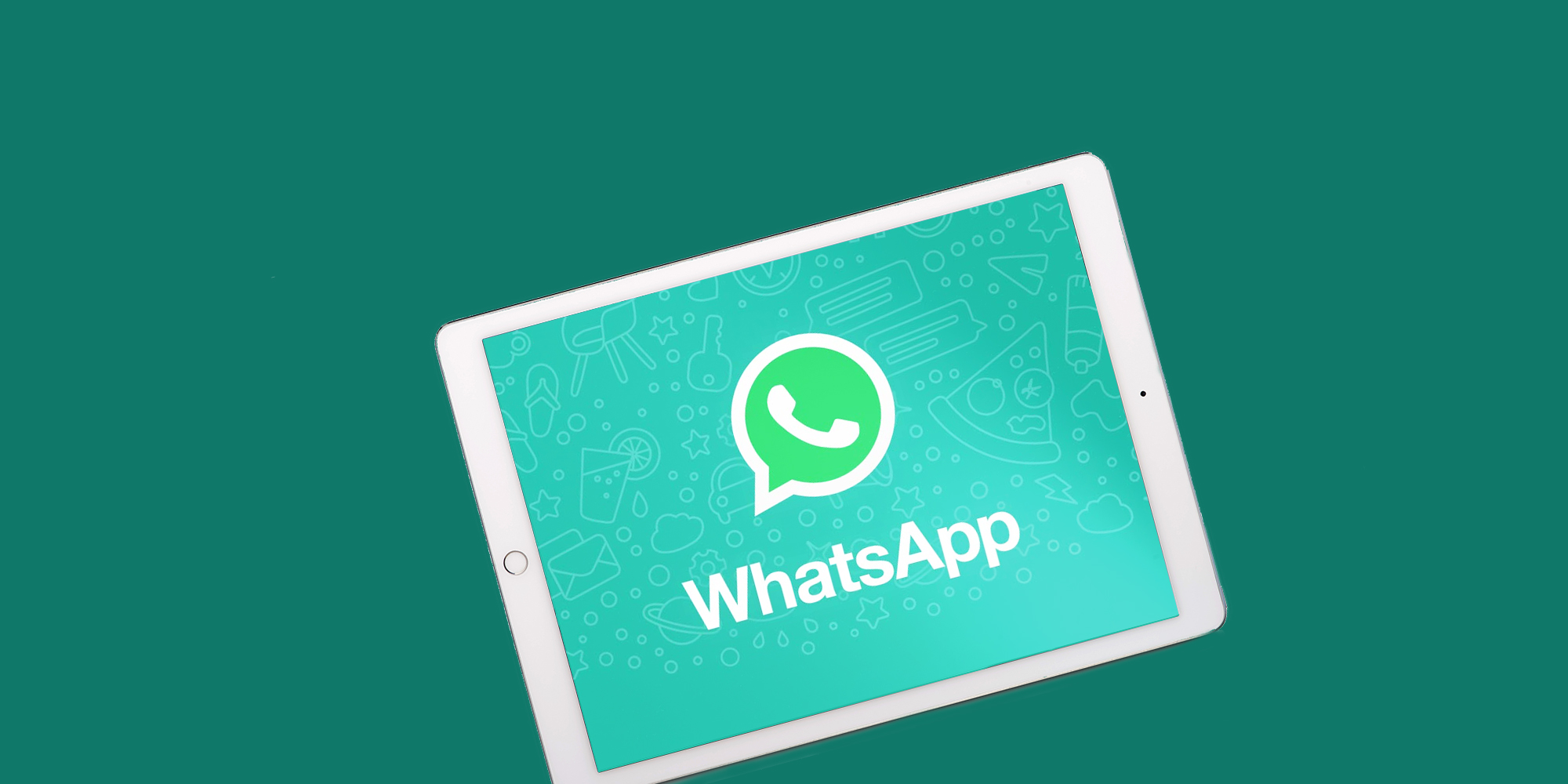 WhatsApp iPad