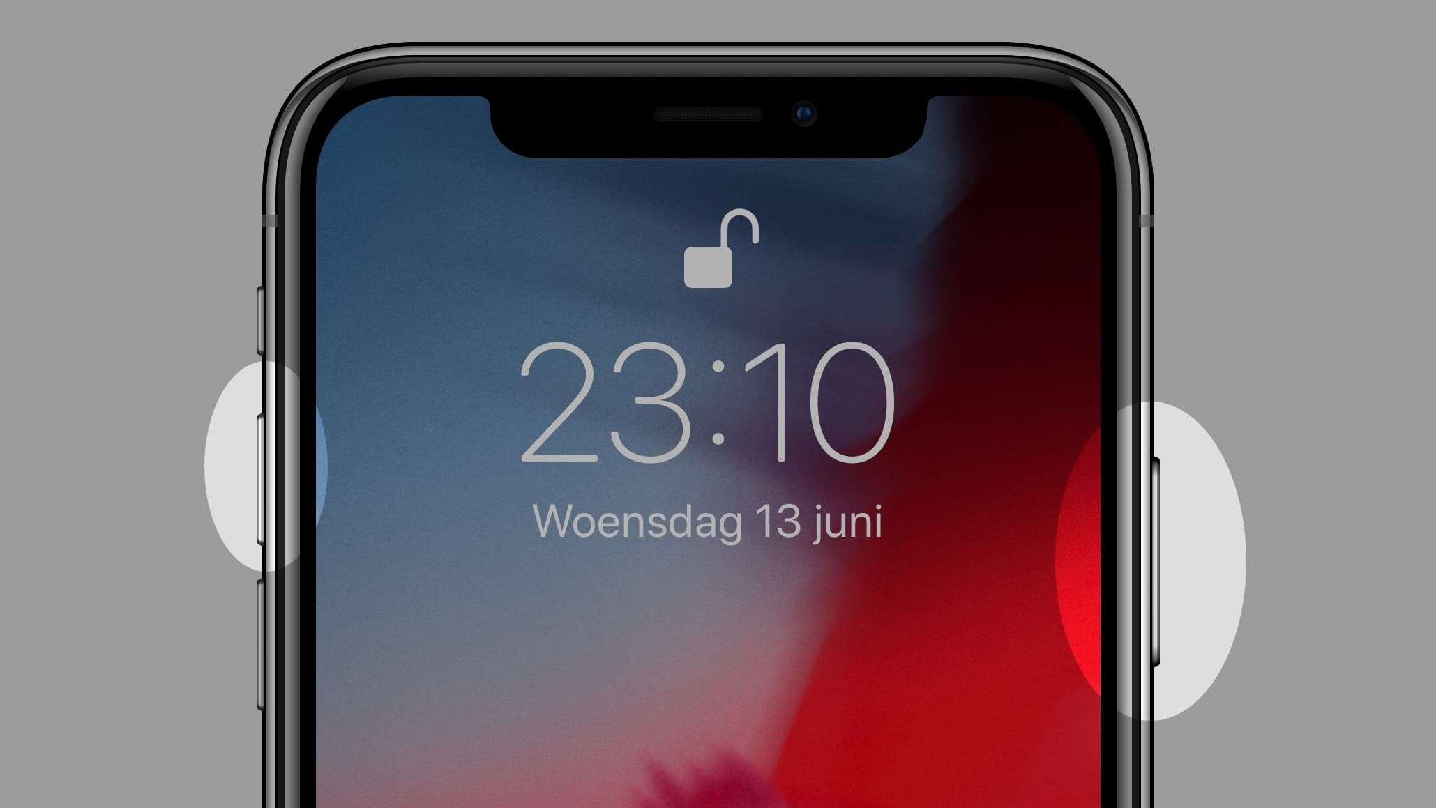 iOS 12 iphone x screenshot maken