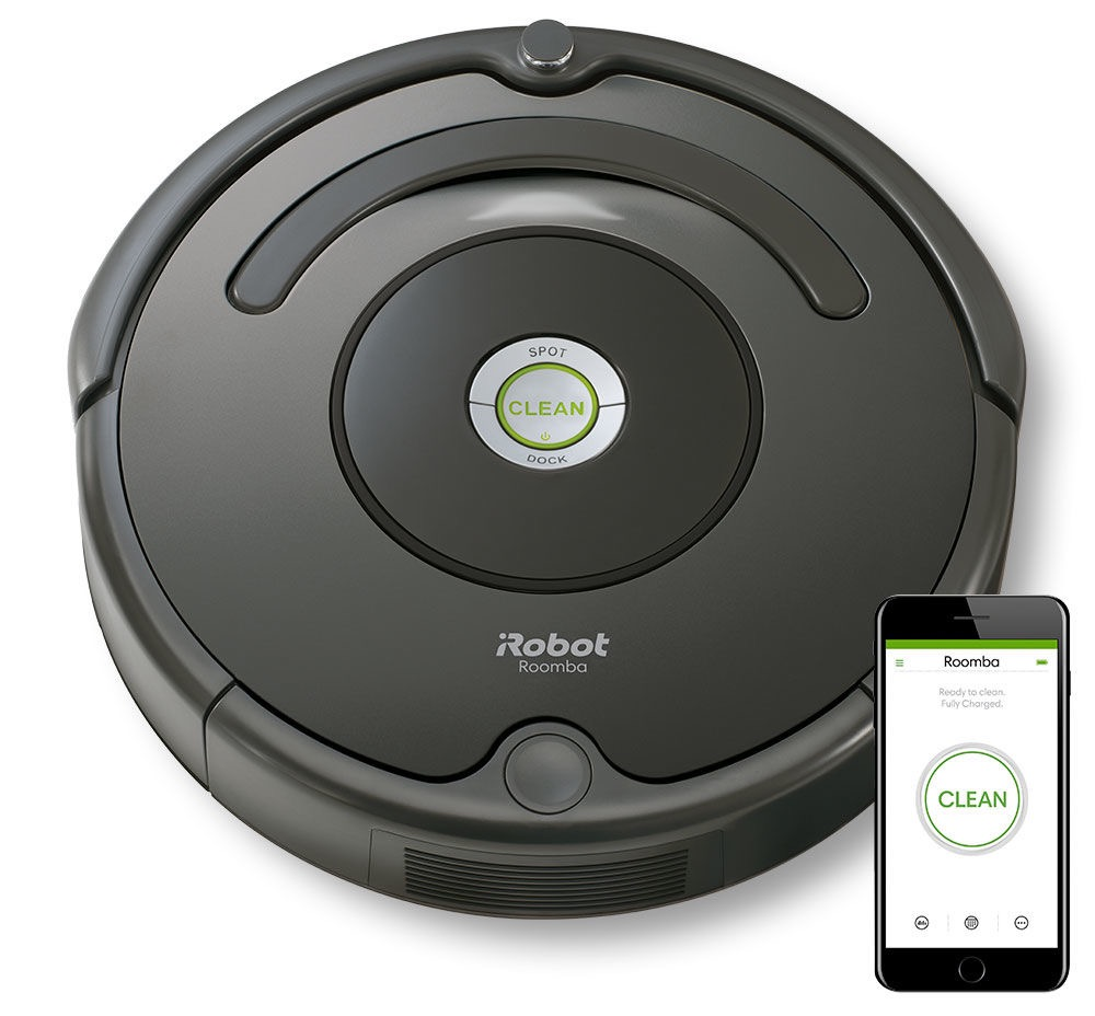 iRobot Roomba 001
