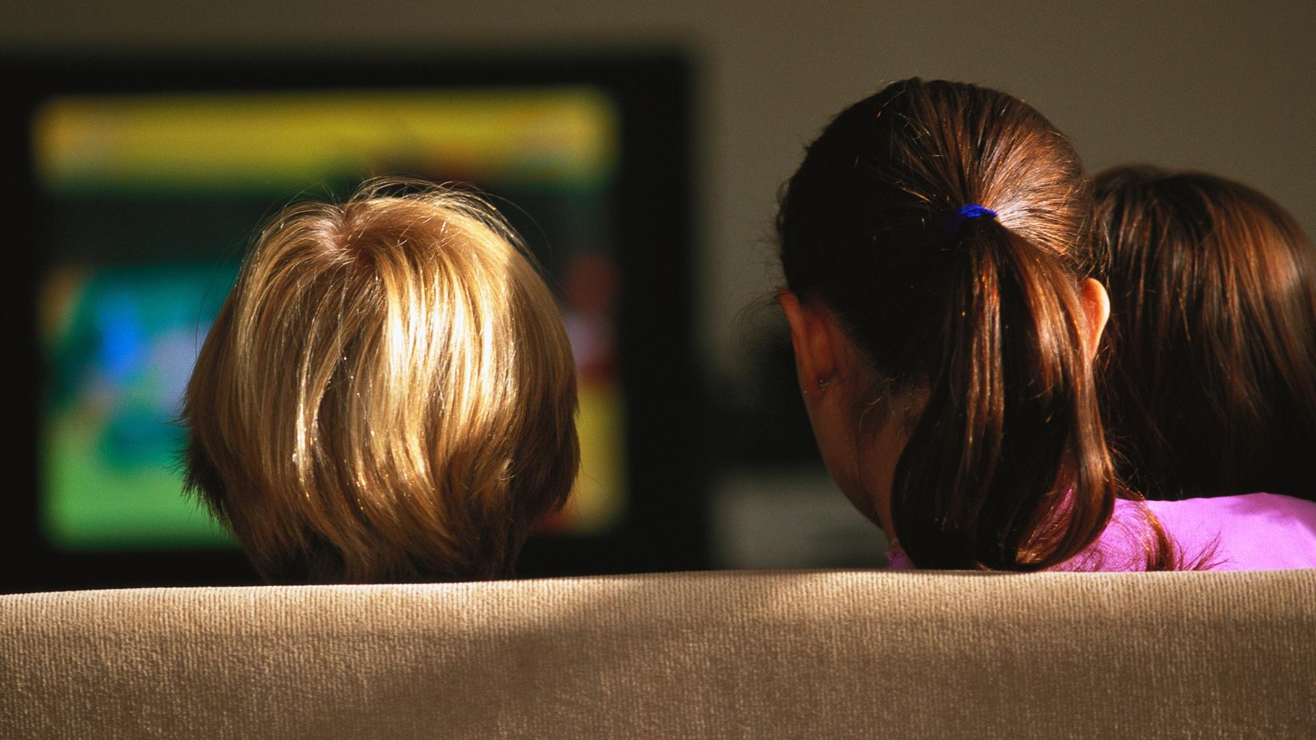 kinderen voor TV