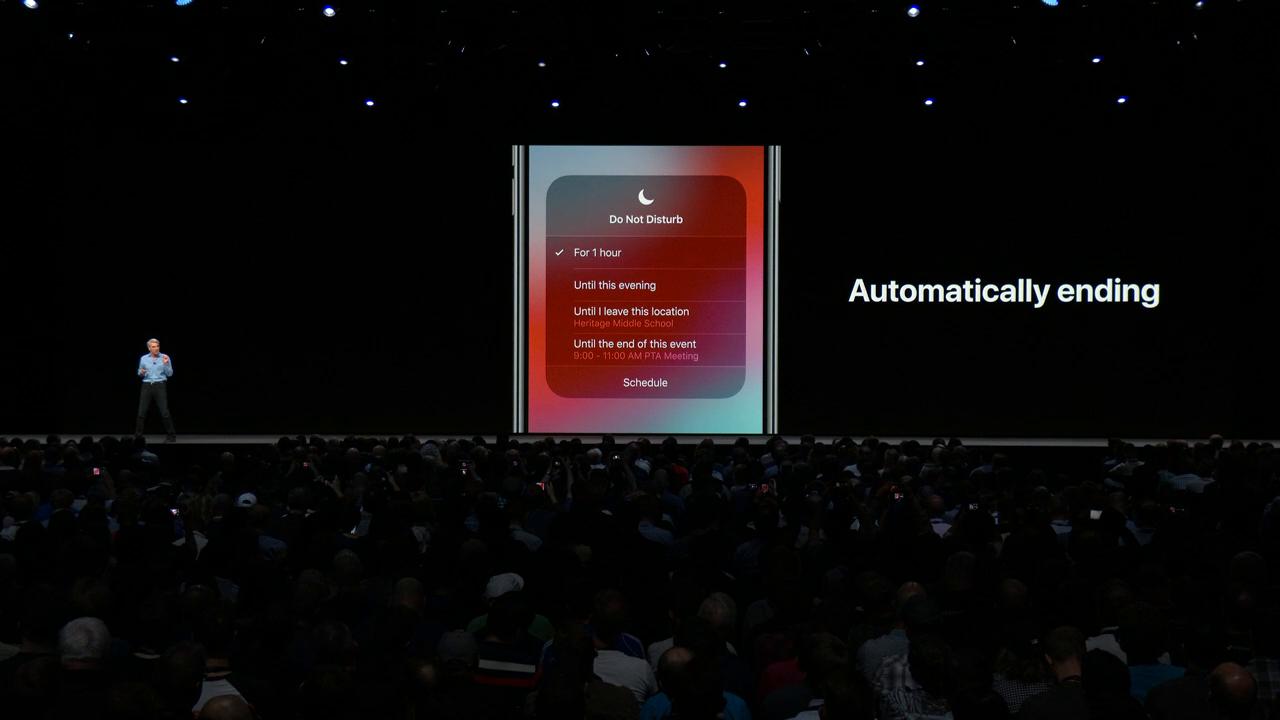 iOS 12 Workflow