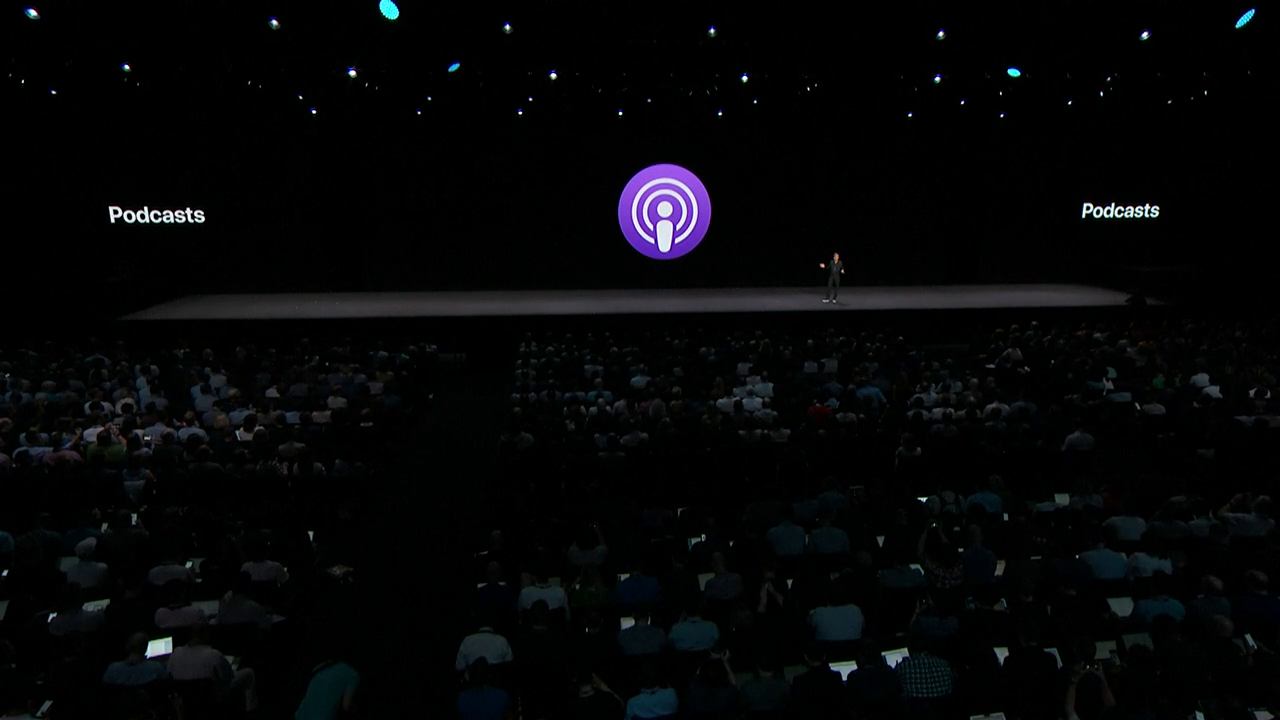 Podcast Apple Watch watchOS 5