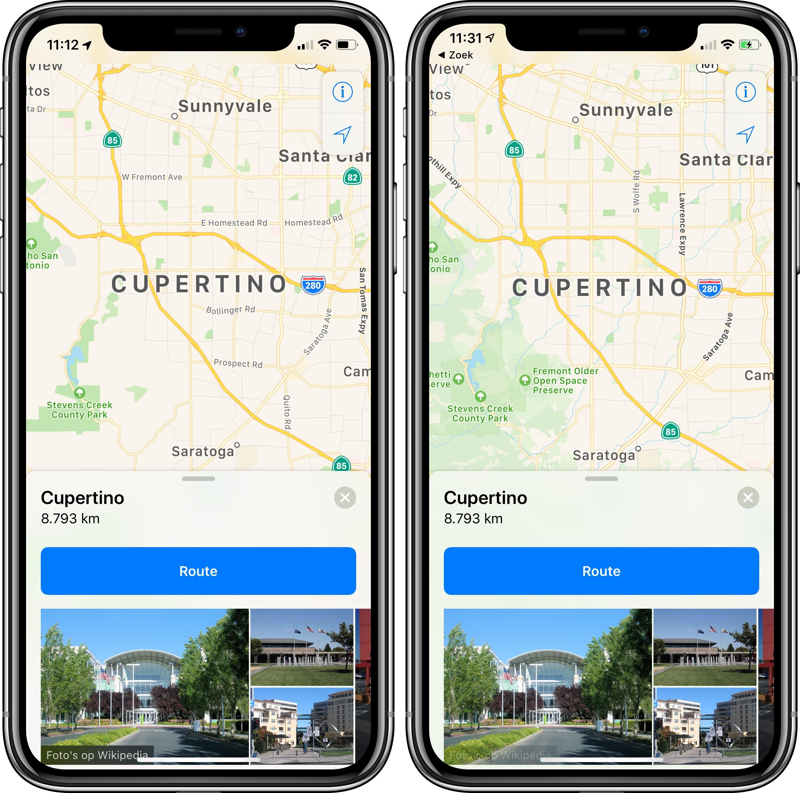 Apple Maps nieuw 001
