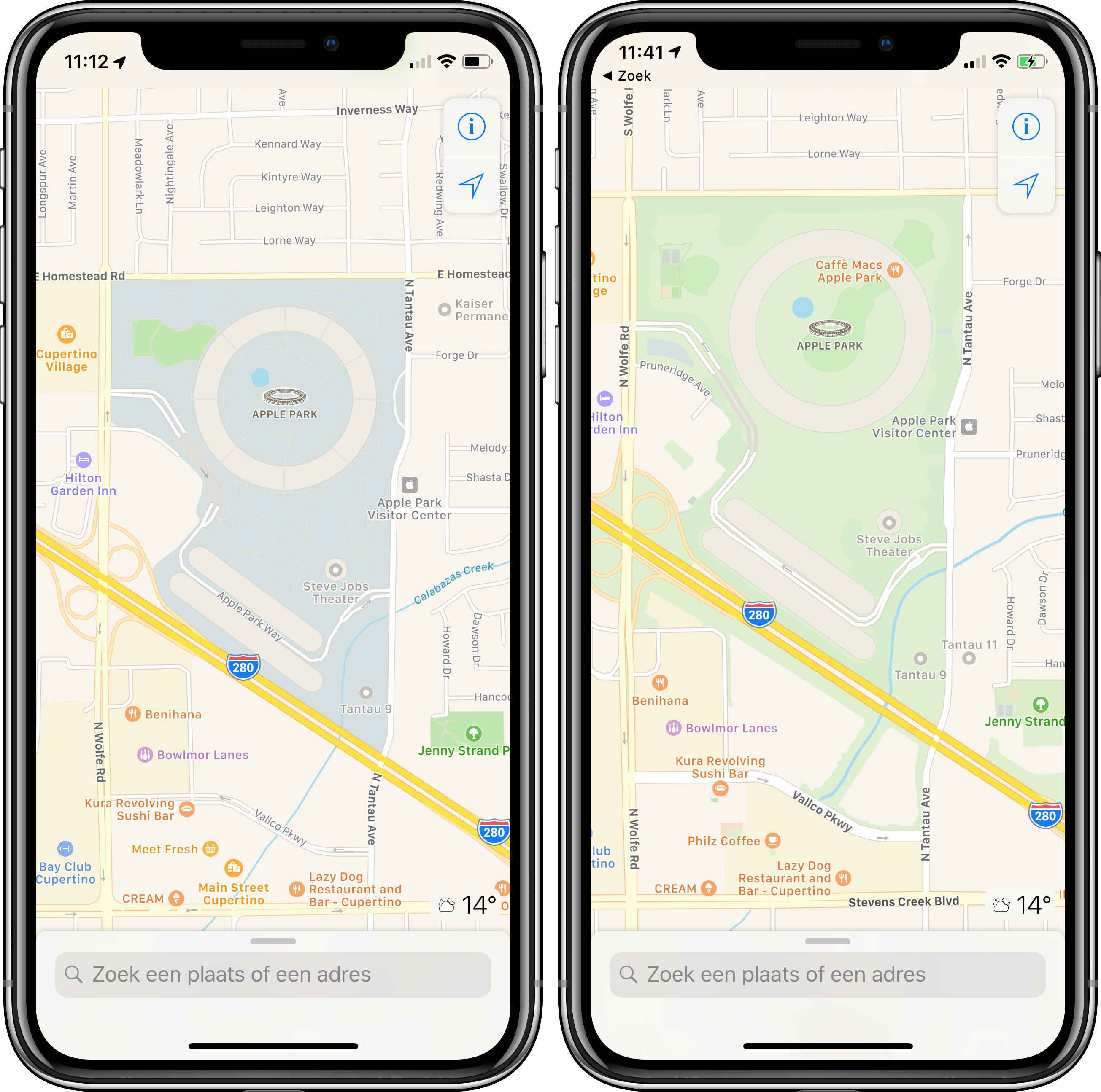 Apple Maps oudnieuw 002