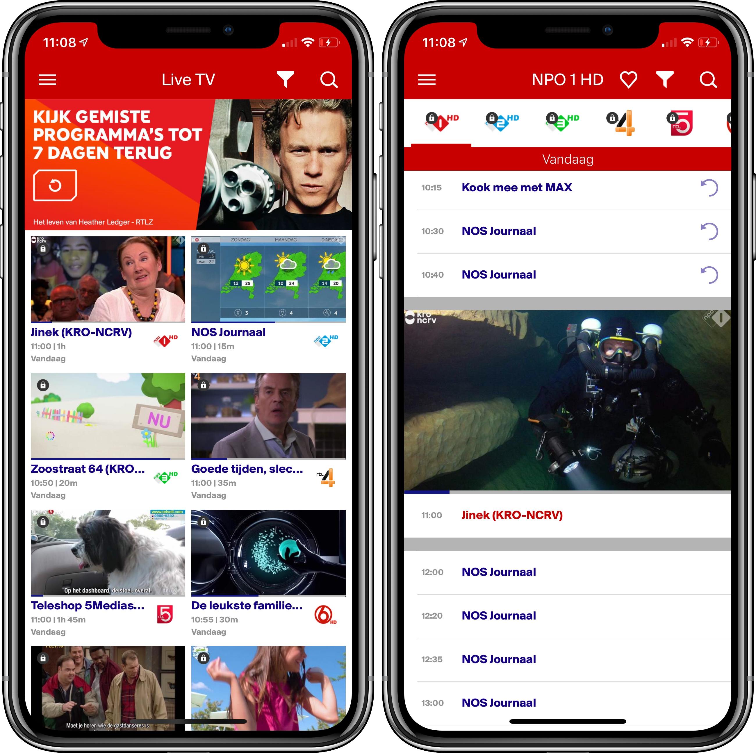 Canal Digitaal TV-app