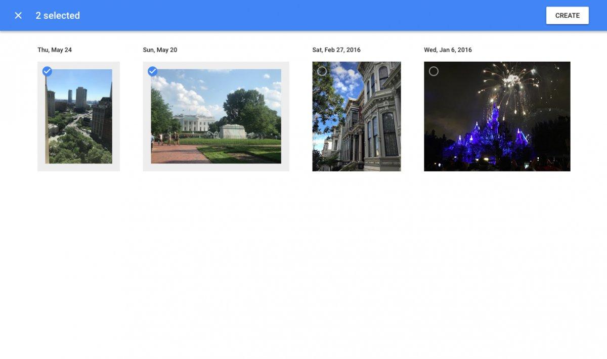 Google Albums