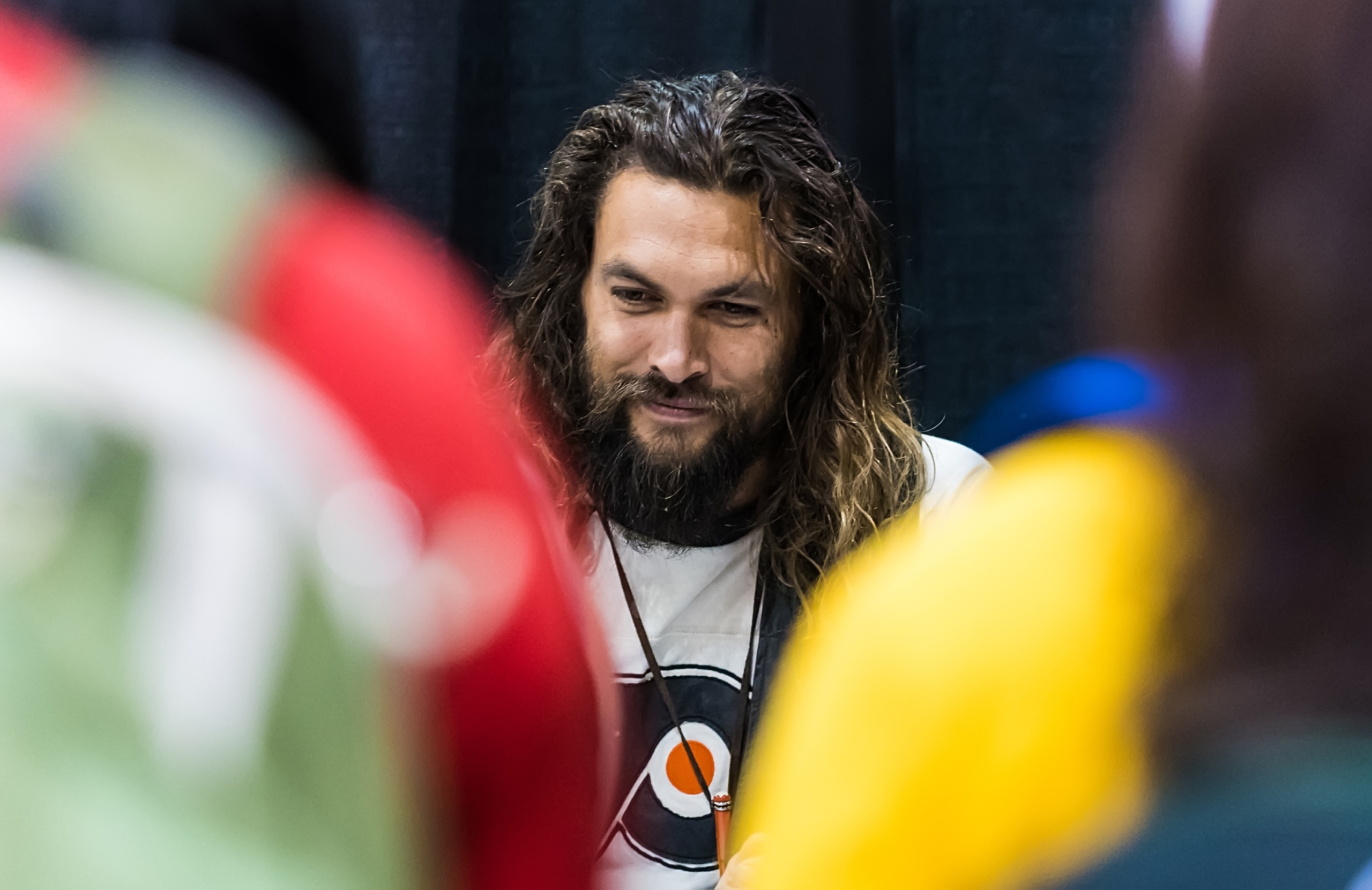 Jason Momoa Apple Video