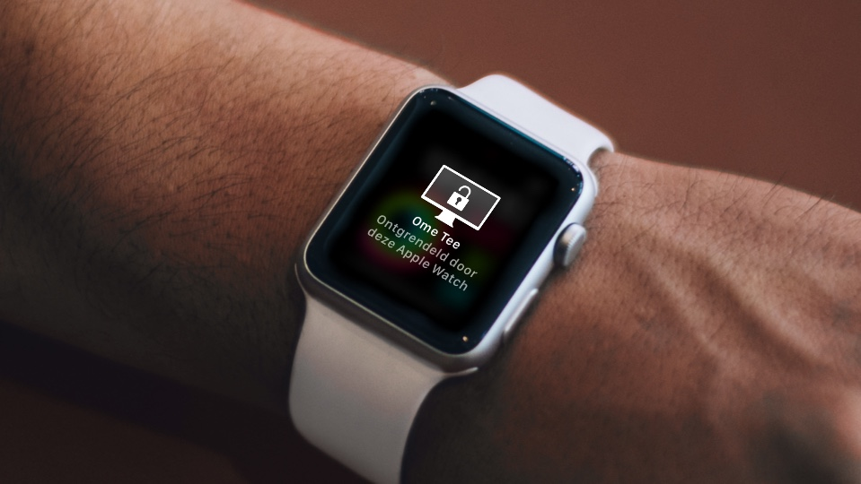 Apple Watch Mac ontgrendelen