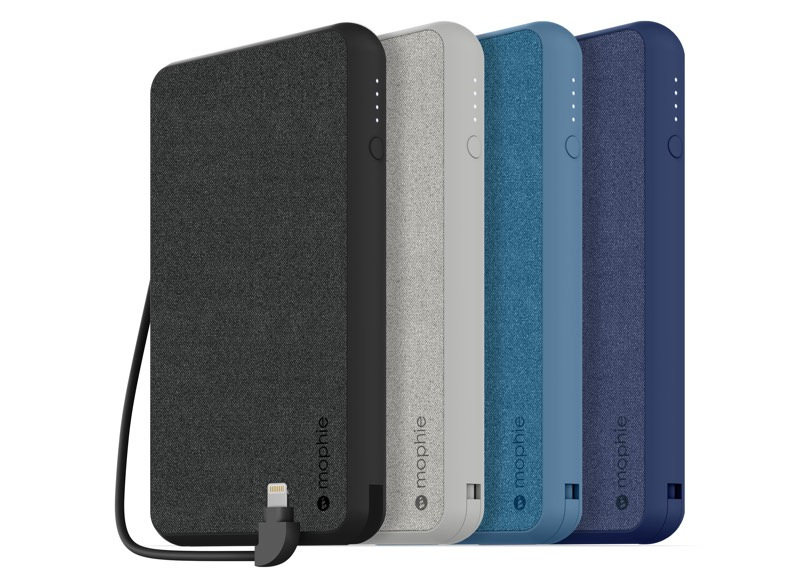 Mophie powerbanks lightning