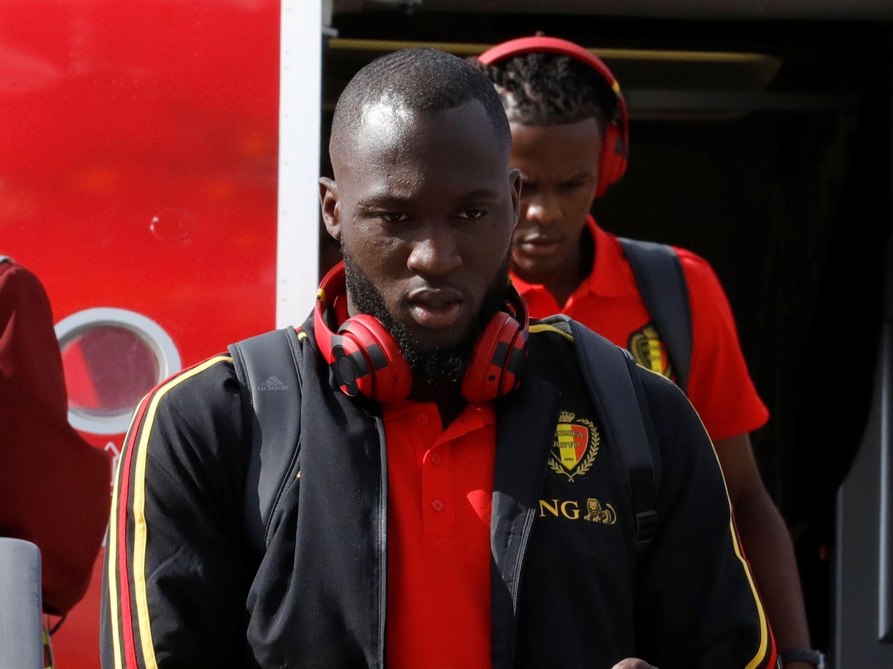 WK 2018 Romelu Lukaku belgie