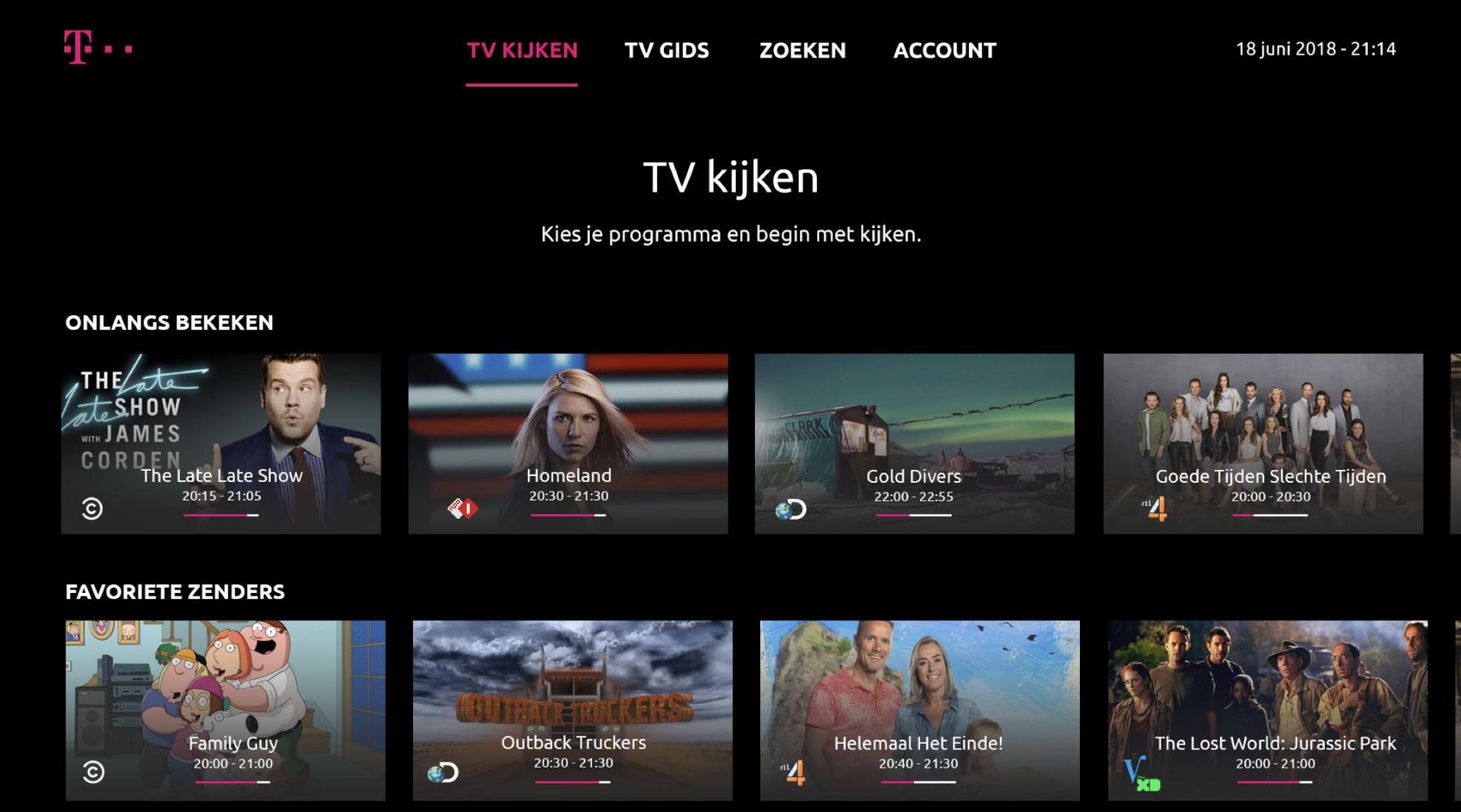 T-Mobile TV Anywhere Apple TV