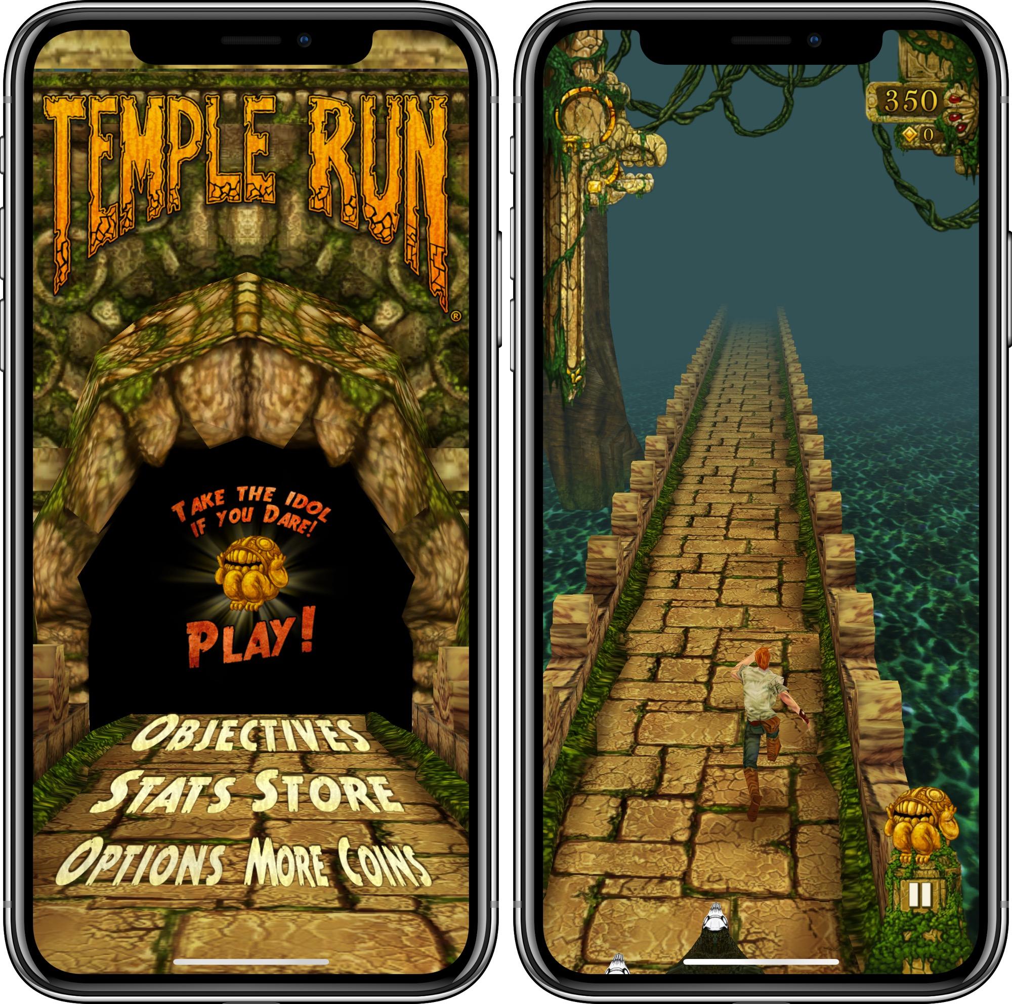 temple run 2008