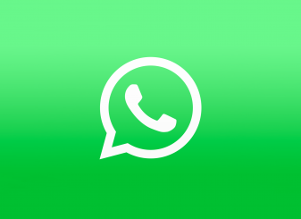 WhatsApp als imessage