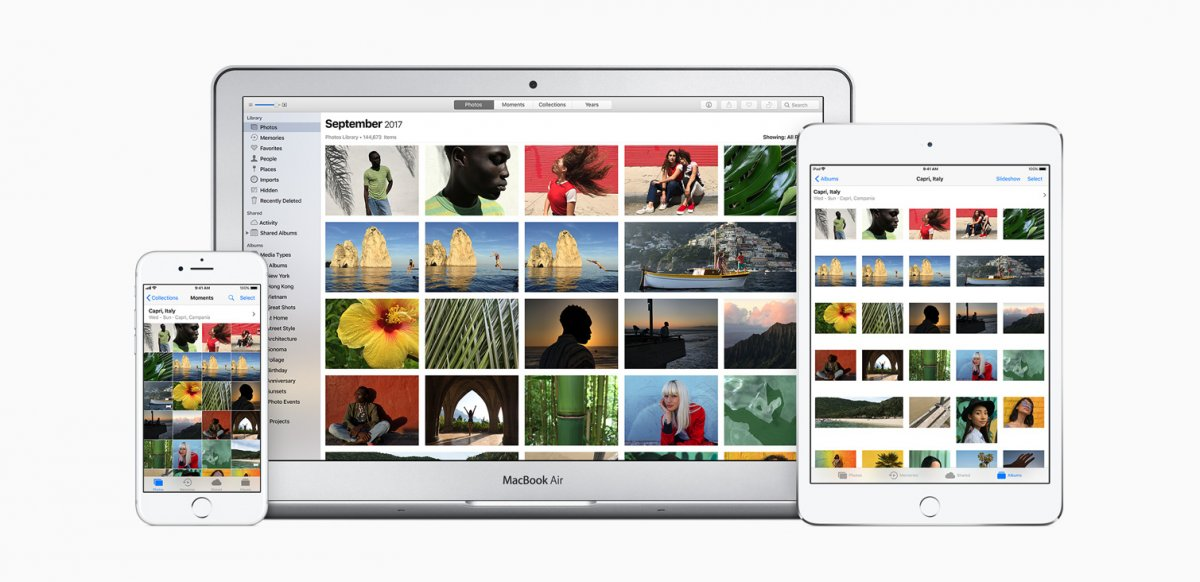 Winnaar is Apple Foto's