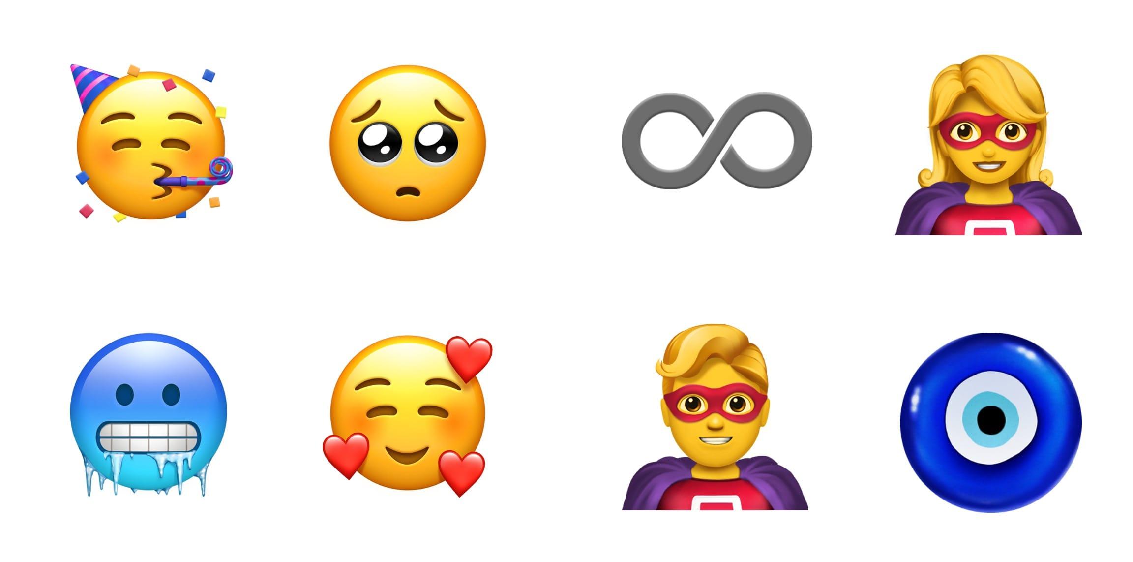 iOS 12.1 emoji 001