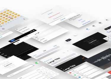 Design Resources iOS 12