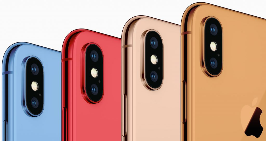 iPhone X Plus budget iPhone vertraagd