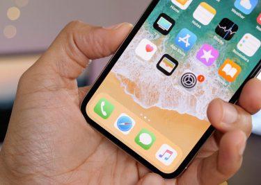 iPhone X waardevast