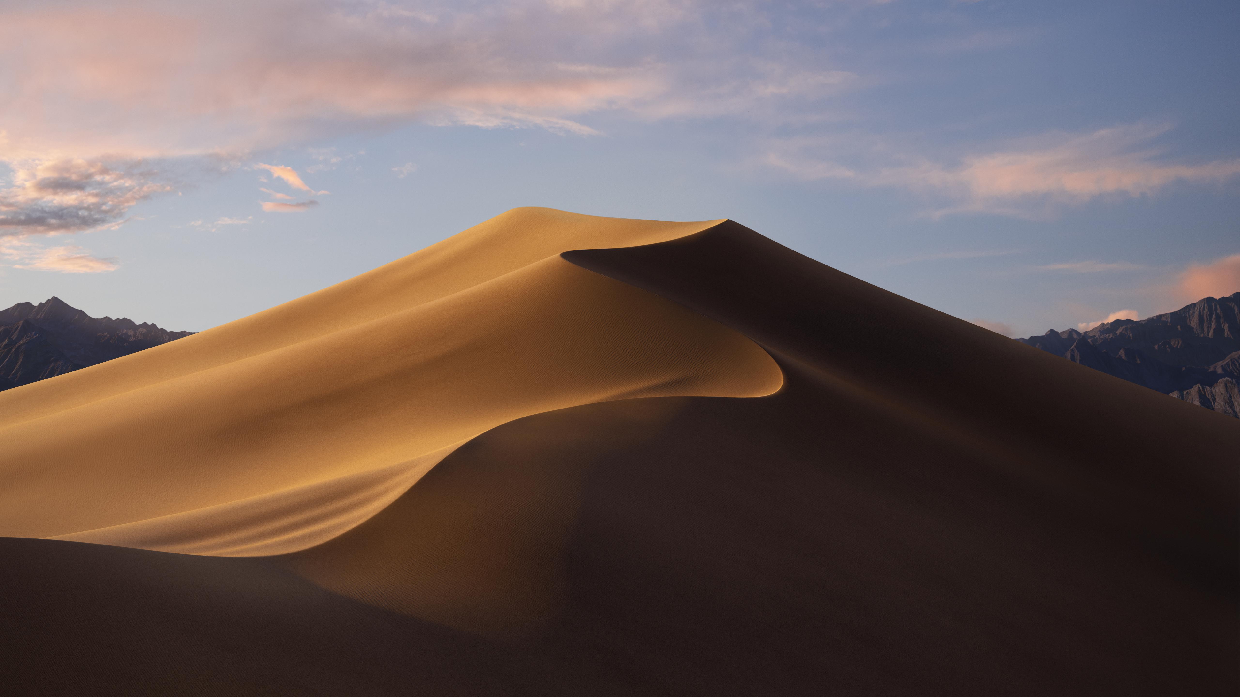 macOS Mojave wallpaper dag