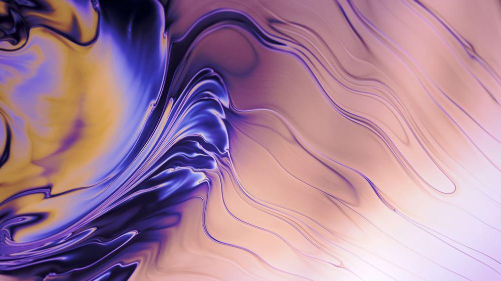 macOS Mojave Abstract 3