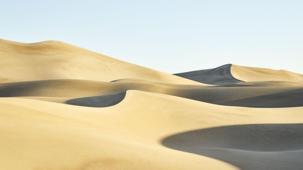 macOS Mojave Desert 5