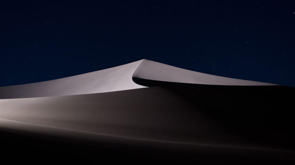 macOS Mojave Desert 6