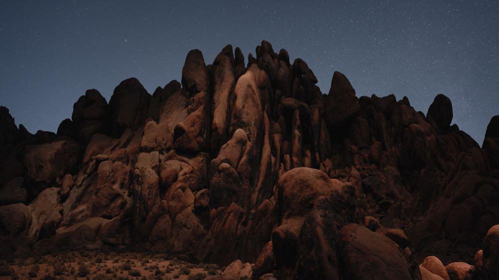 macOS Mojave Desert 7