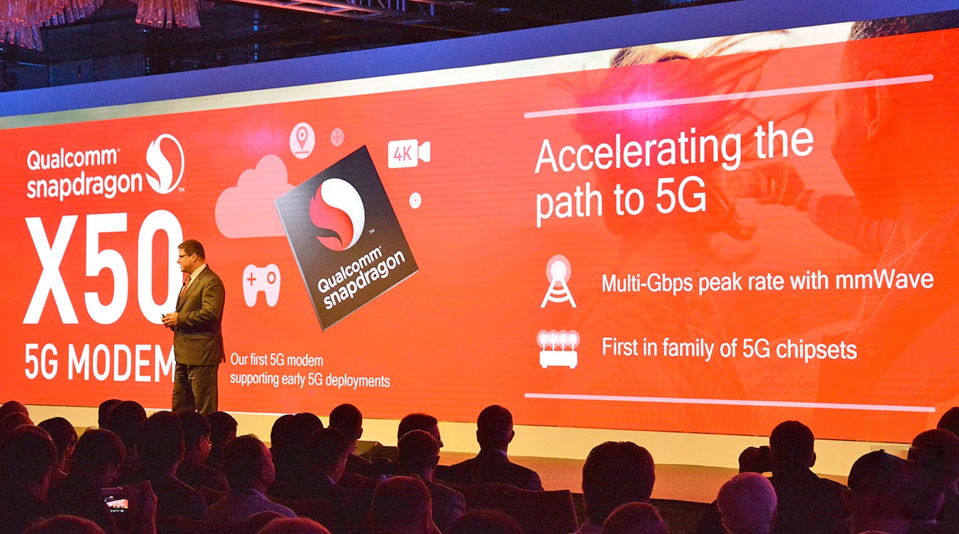 5G modem Qualcomm