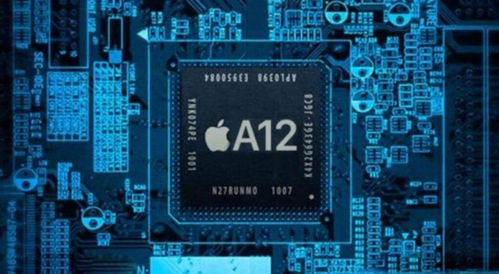 iPhone 2018 A12-chip
