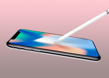 outlet store ebffc 3db13 iPhone 2018 ondersteunt ook Apple Pencil' » One More Thing