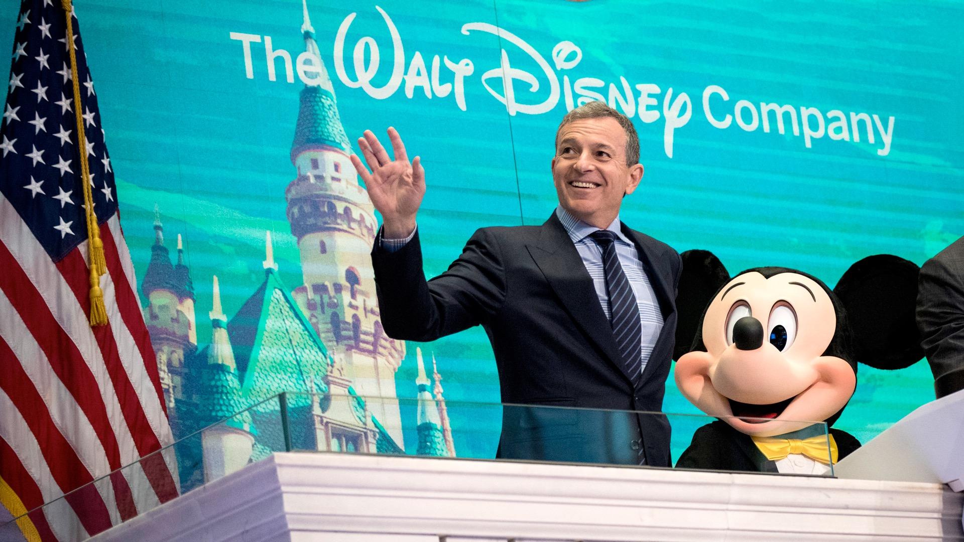 Bob Iger Disney