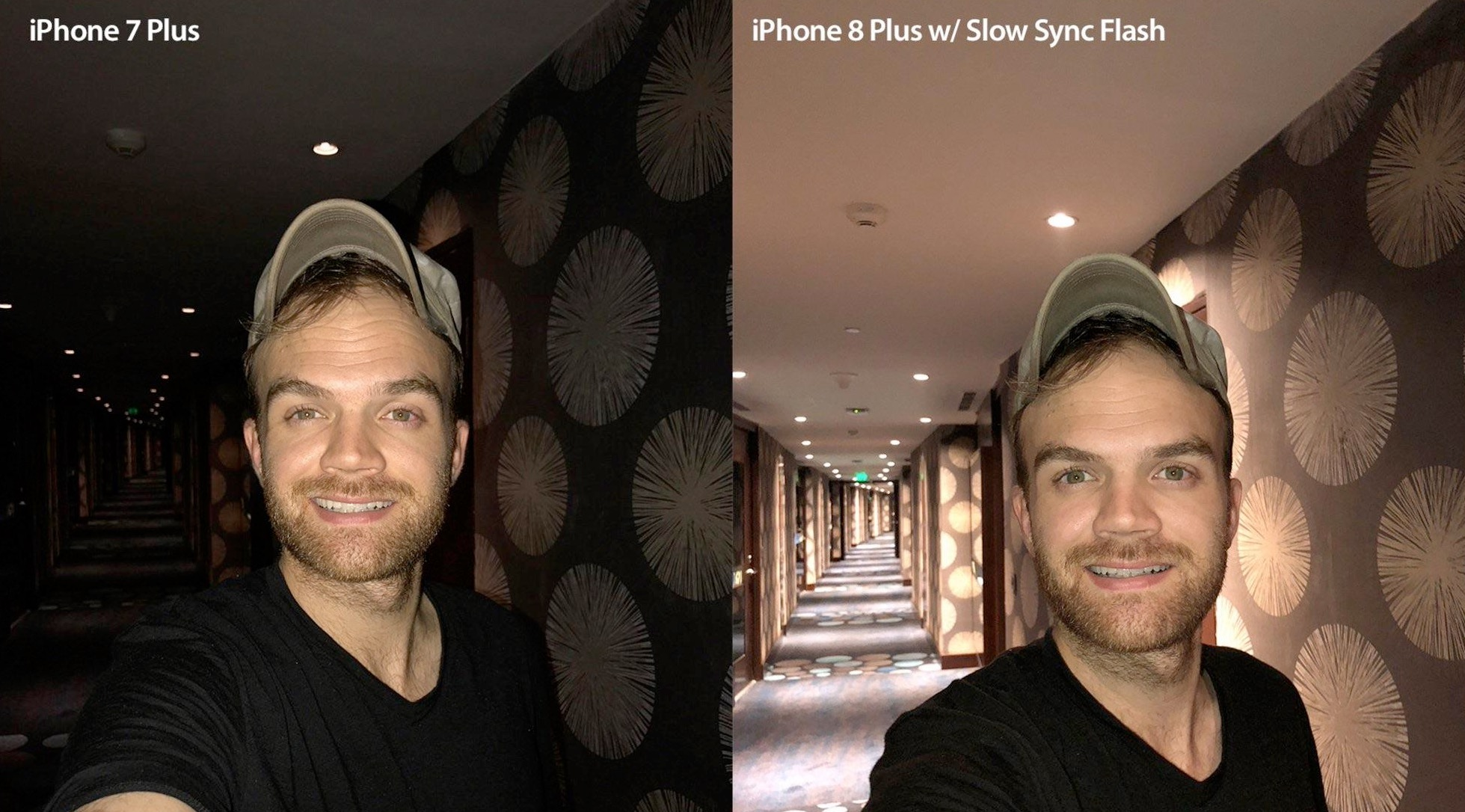 camera iphone 7 vs. iphone 8