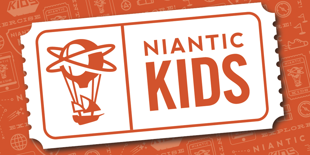 Pokémon Go Niantic Kids