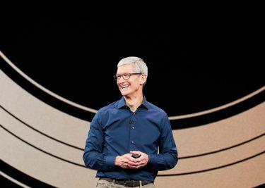 Apple gaat niet slecht