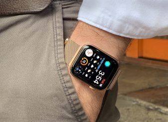 Apple Watch Series 4 drager